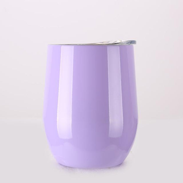 Portable Insulated Wine Cup Lavender DrinkUp Portable Insulated Wine Cup trendpicky