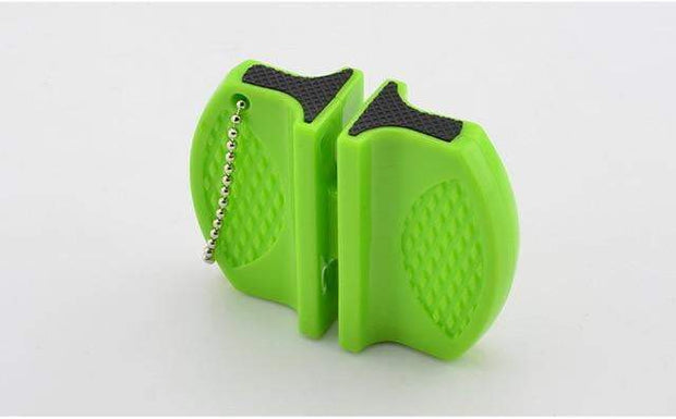Portable Knife Sharpener Green Knife Sharpener trendpicky