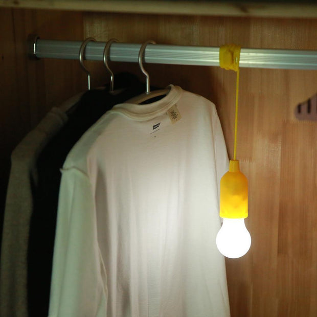 Portable Light Bulb Yellow Portable Light Bulb trendpicky