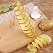 Potato Spiral Cutter Potato Spiral Cutter trendpicky
