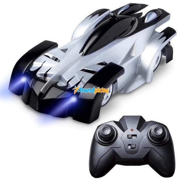 Remote Control Wall Climbing Car Black Remote Control Wall Climbing Car trendpicky