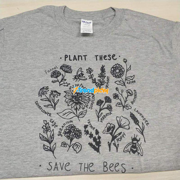 Save The Bee's Shirt T-Shirt trendpicky