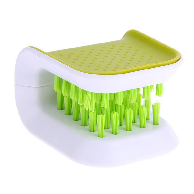 Scrub Brush for Knife & Cutlery Scrub Brush for Knife & Cutlery trendpicky