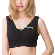 Seamless Magic Wireless Lift Bra L-XL / Black Seamless Magic Wireless Lift Bra trendpicky