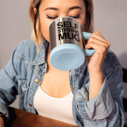 Self-Stirring Coffee Mug Self Stirring Mug with Lid trendpicky