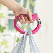 ShopBuddy Grocery Bag Handler Pink Shopbuddy Bag Handler trendpicky