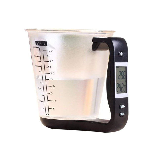 Smart Measuring Cup Black Smart Measuring Cup trendpicky
