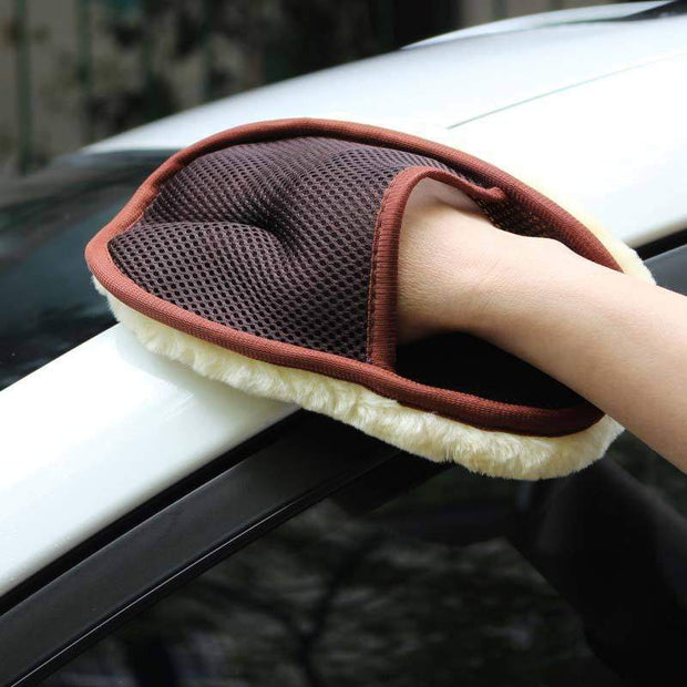 Soft Car Washing Gloves Car Washing Gloves trendpicky