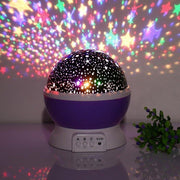 Space Projector Lamp Purple trendpicky