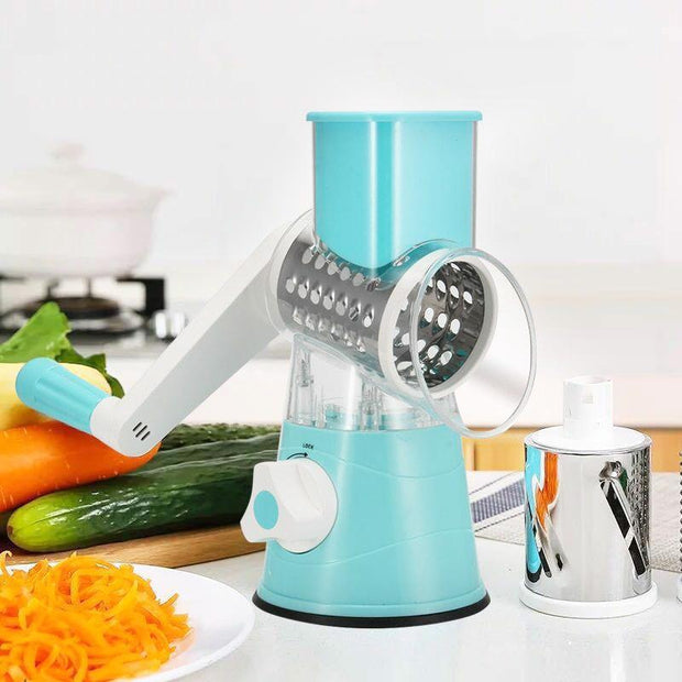 Spiralizer Pro 3-Blade Vegetable Slicer Spiralizer Pro 3-Blade Vegetable Slicer trendpicky