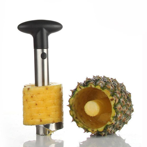 Stainless Steel Fruit Pineapple Corer Slicer Home & Kitchen trendpicky