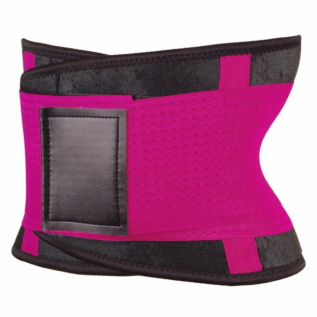 Stretch & Adjust Waist Belt S / Hot Pink Stretch & Adjust Waist Trainer trendpicky
