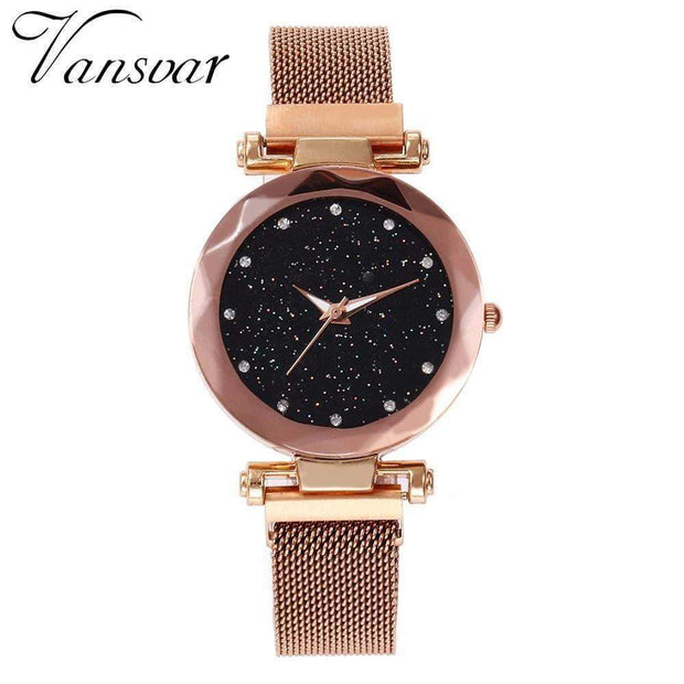Super Cute Starry Sky Women's Wristwatch Wristwatch trendpicky