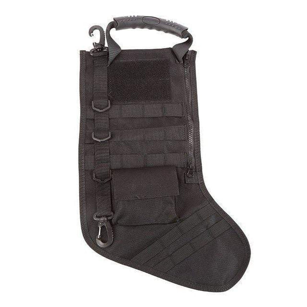 Tactical Christmas Stocking Black Tactical Christmas Stocking trendpicky