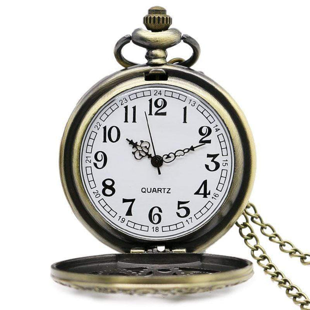Time Traveler's Pocket Watch Watch trendpicky