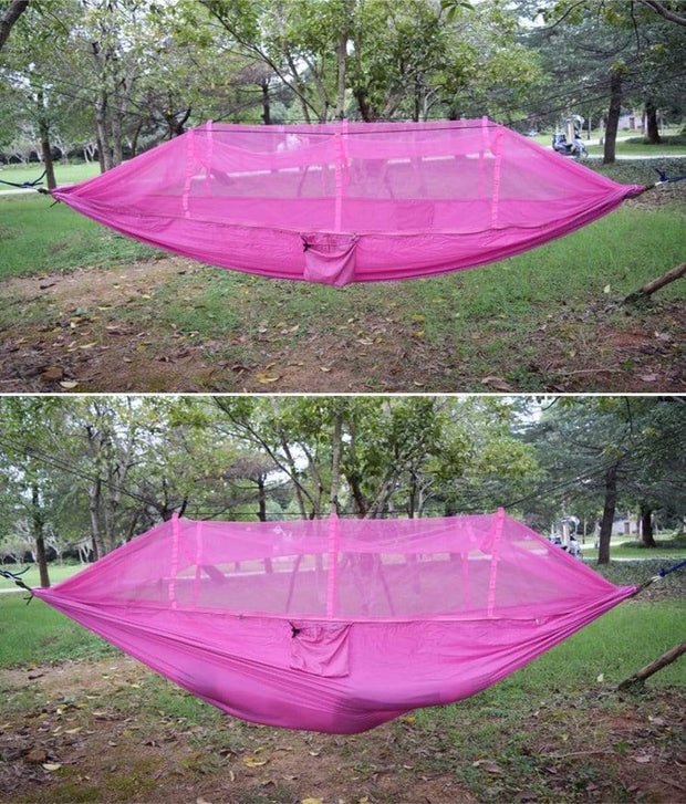 Treehouse Mosquito Net Hammock Pink Others & Gifts trendpicky