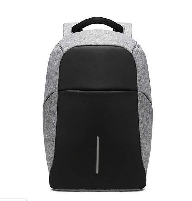 Ultimate City Travel Backpack Grey Backpack trendpicky