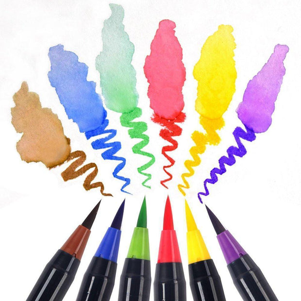 Watercolor Markers Watercolor Markers trendpicky