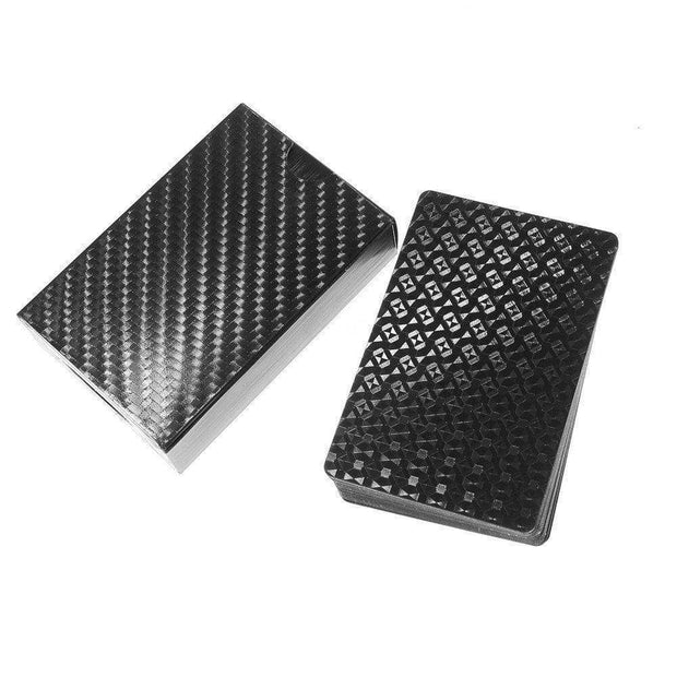 Waterproof Black Diamond Playing Cards Others & Gifts trendpicky