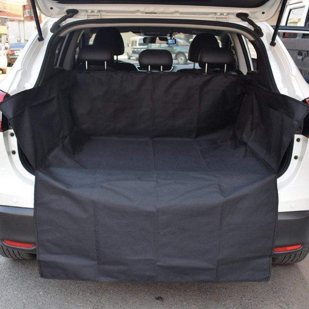 Waterproof Dog Hammock Car Seat Cover 60x40x12 Inches / Black Cover Waterproof Dog Hammock Car Seat Cover trendpicky