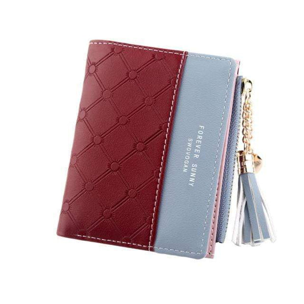 Women's Cute Fashion Clutch Red trendpicky