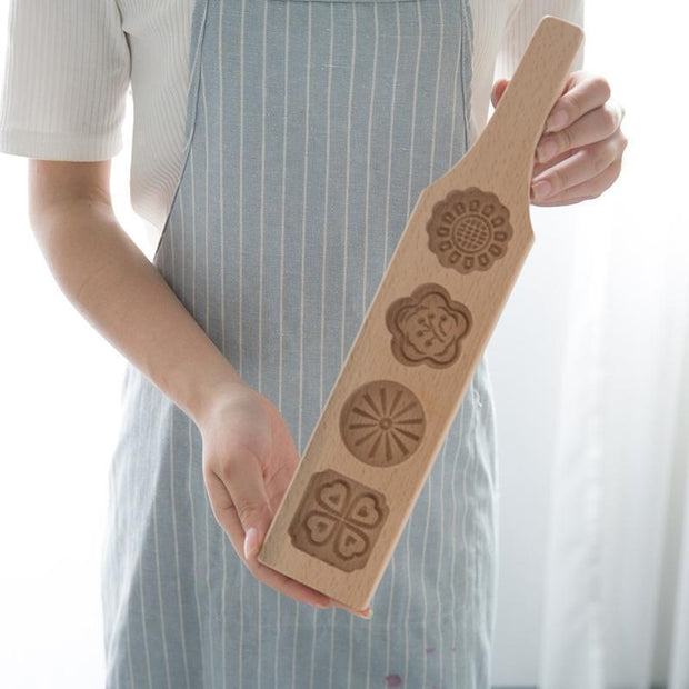 Wooden Cookies Mold Wooden Cookies Mold trendpicky