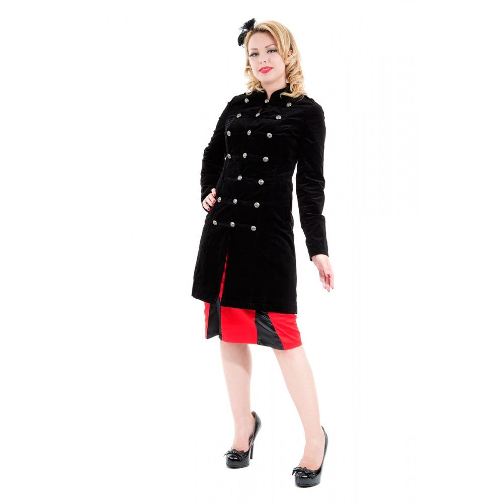 Umina steampunk coat