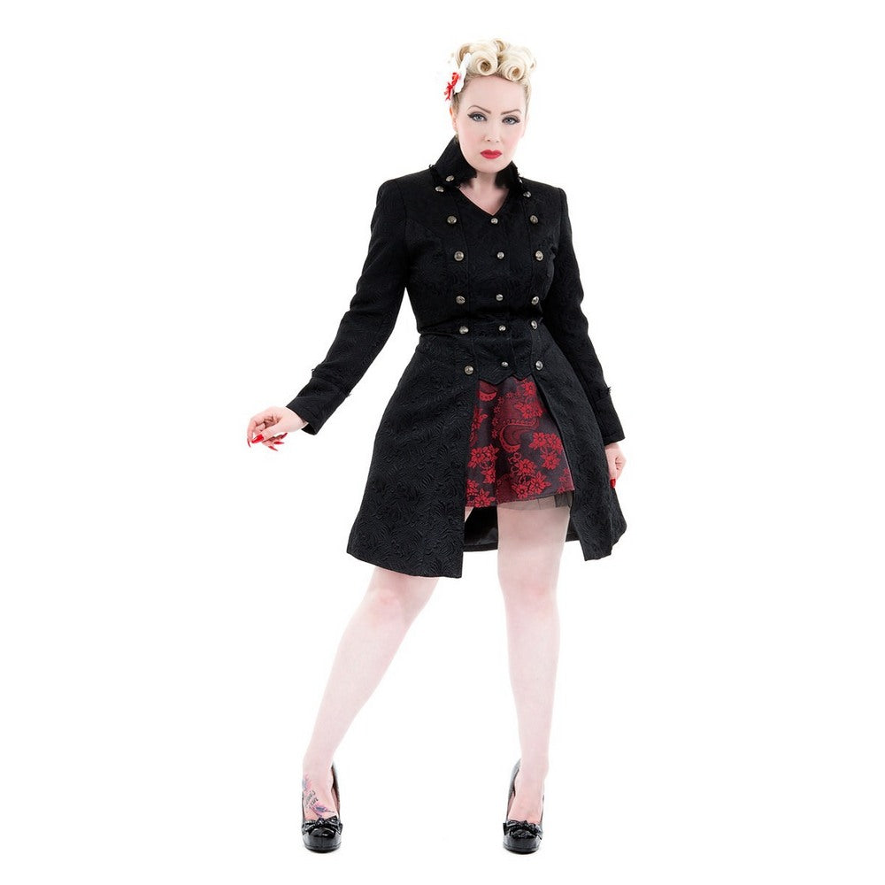 Nattai steampunk Brocade coat