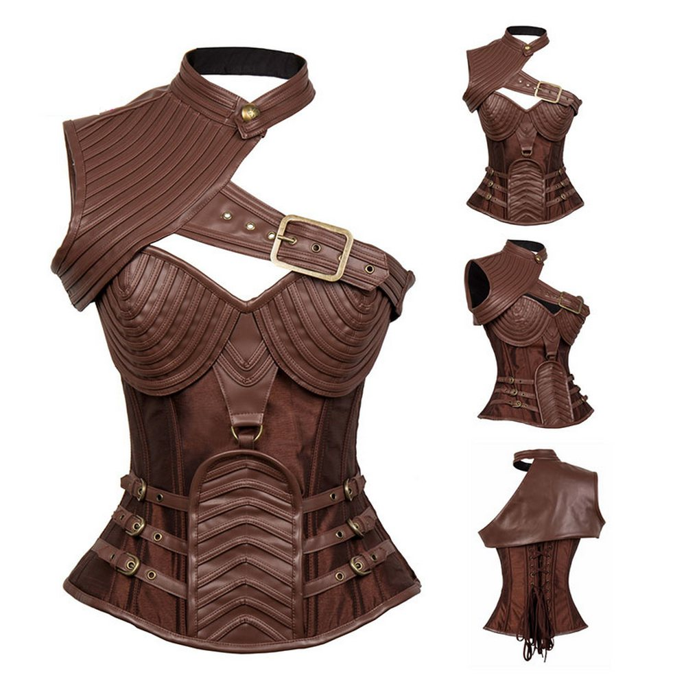 Moruya Battle Armour corset