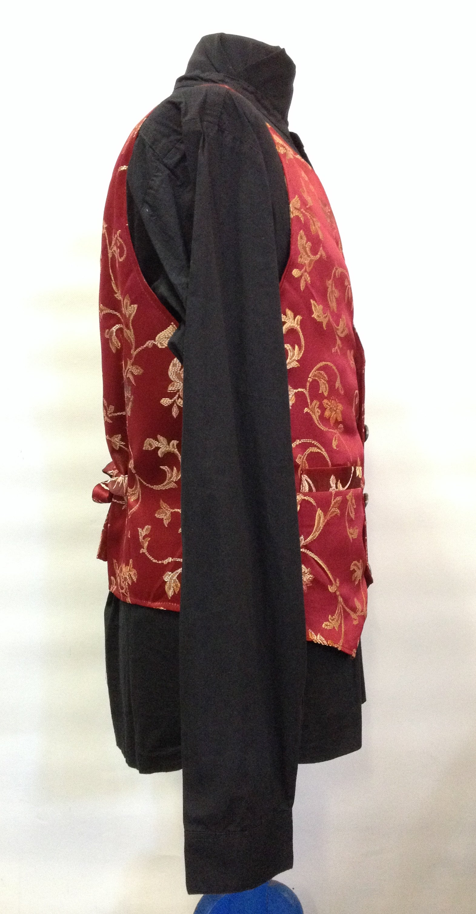 Steampunk Arabesque Vest