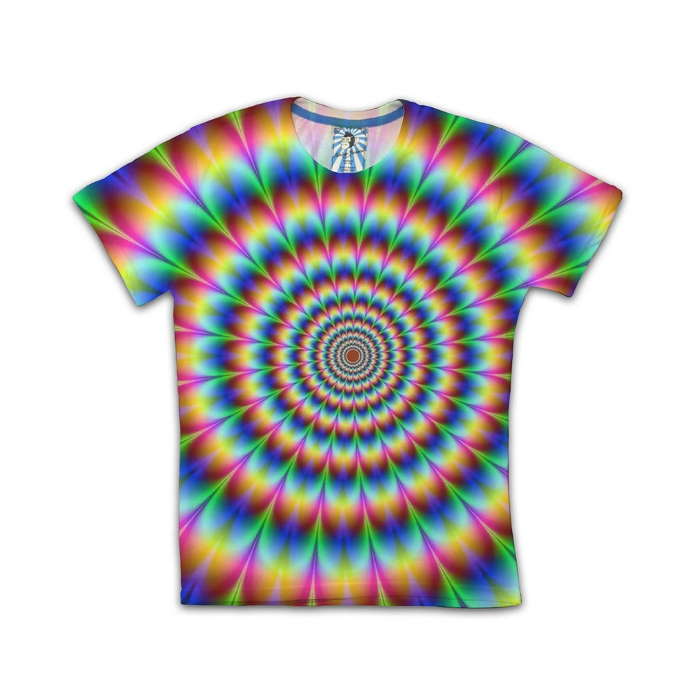 Optical illusion Tshirt