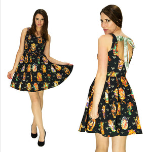 Ariana Disney Princess Swing Dress