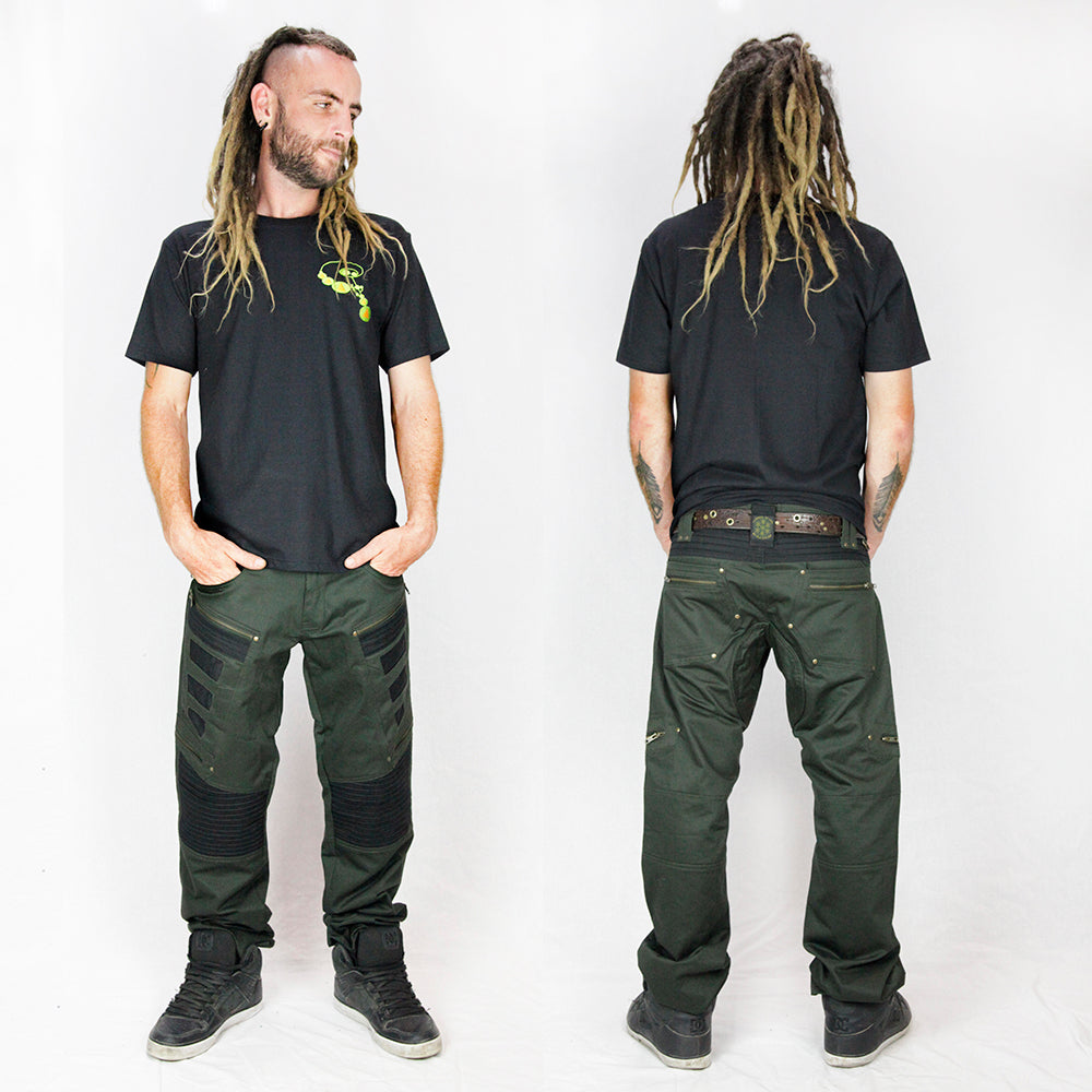 Ram Pants from Ministry of Style in Green