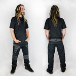 Ram Pants from Ministry of Style in black