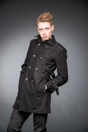 Dmitry Double breasted jacket