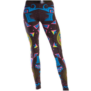 UV Leggings Hexodus