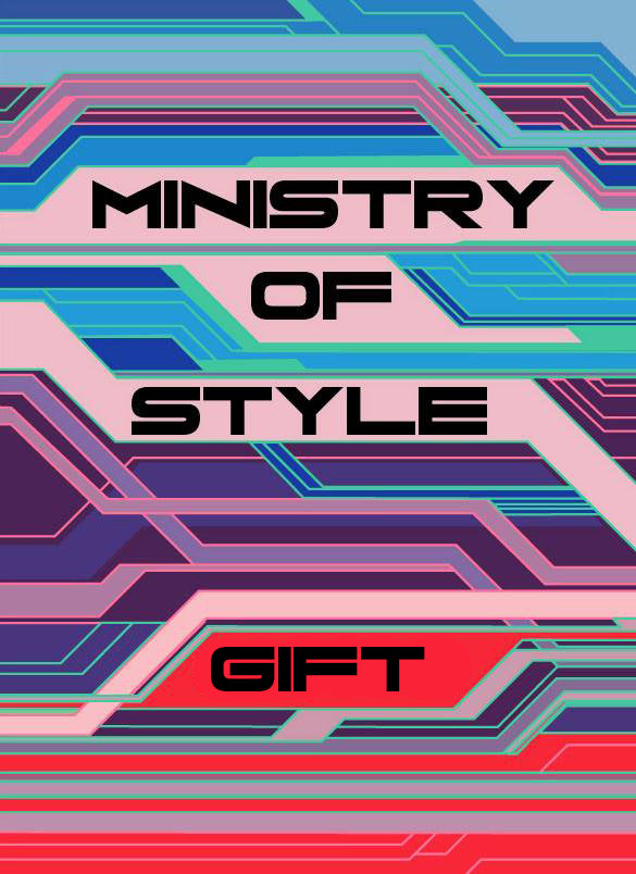 Ministry of style gift card