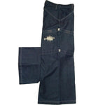 Blue Tharwa Phat pants by Ministry of Style