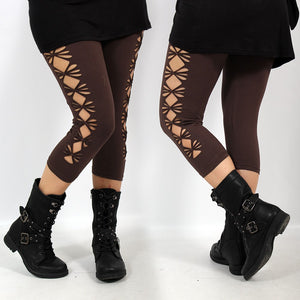 Leggings � Open of Side style Pixie ministry Uralla UMGVpzqS