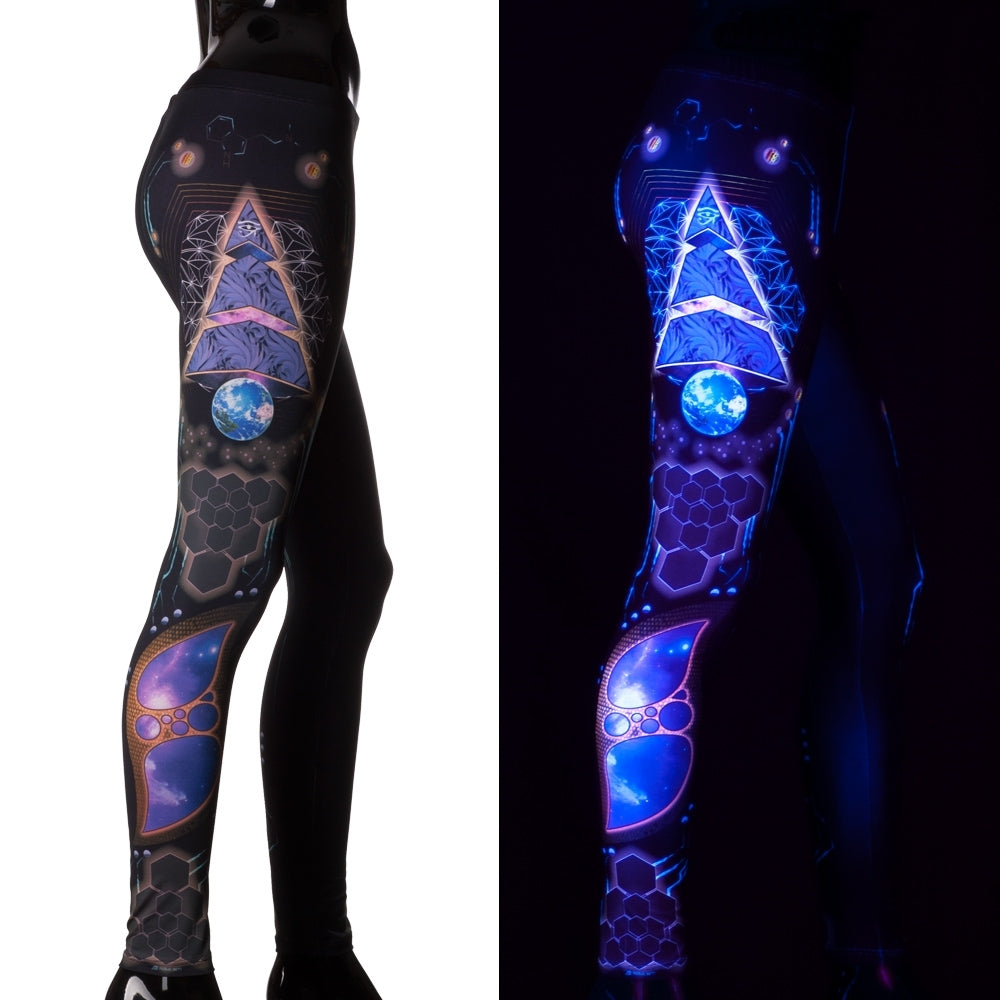 uv spyramide leggings