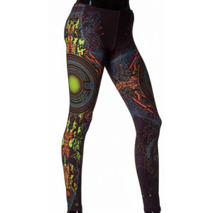 Transmitter UV leggings