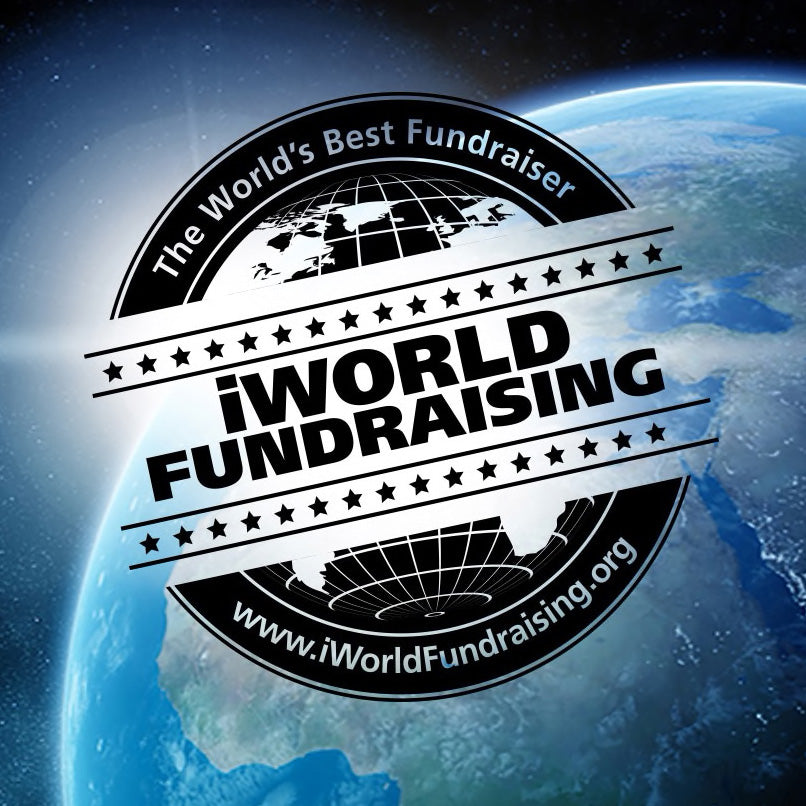 Tony Walker and Caitlin Krumm team up on the wold fundraising platform.