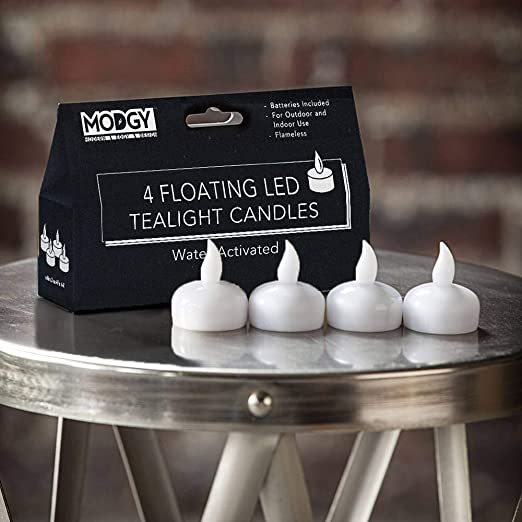 Floating LED Candles