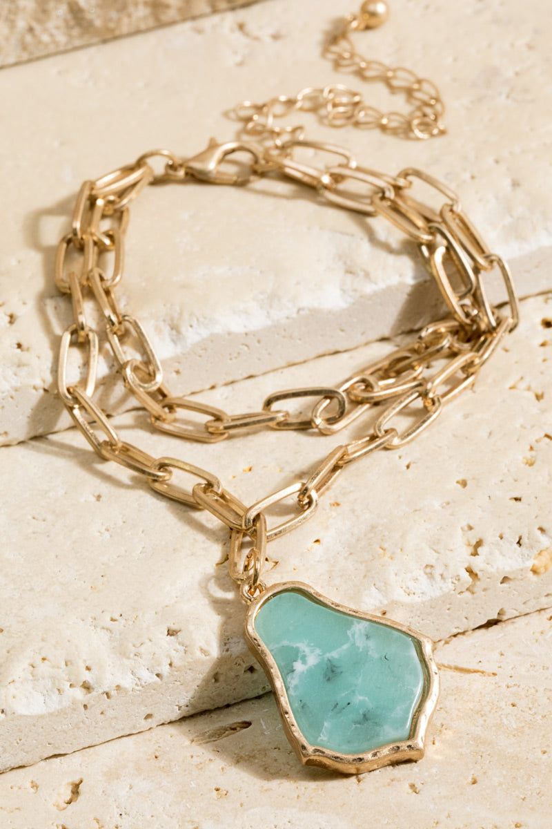 Double Layer Chain