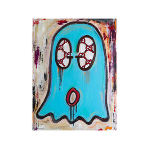 Canvas Wrap Ghost