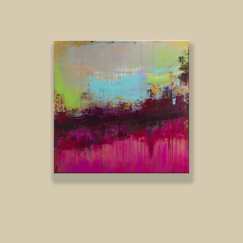 Gallery Wrap Abstract