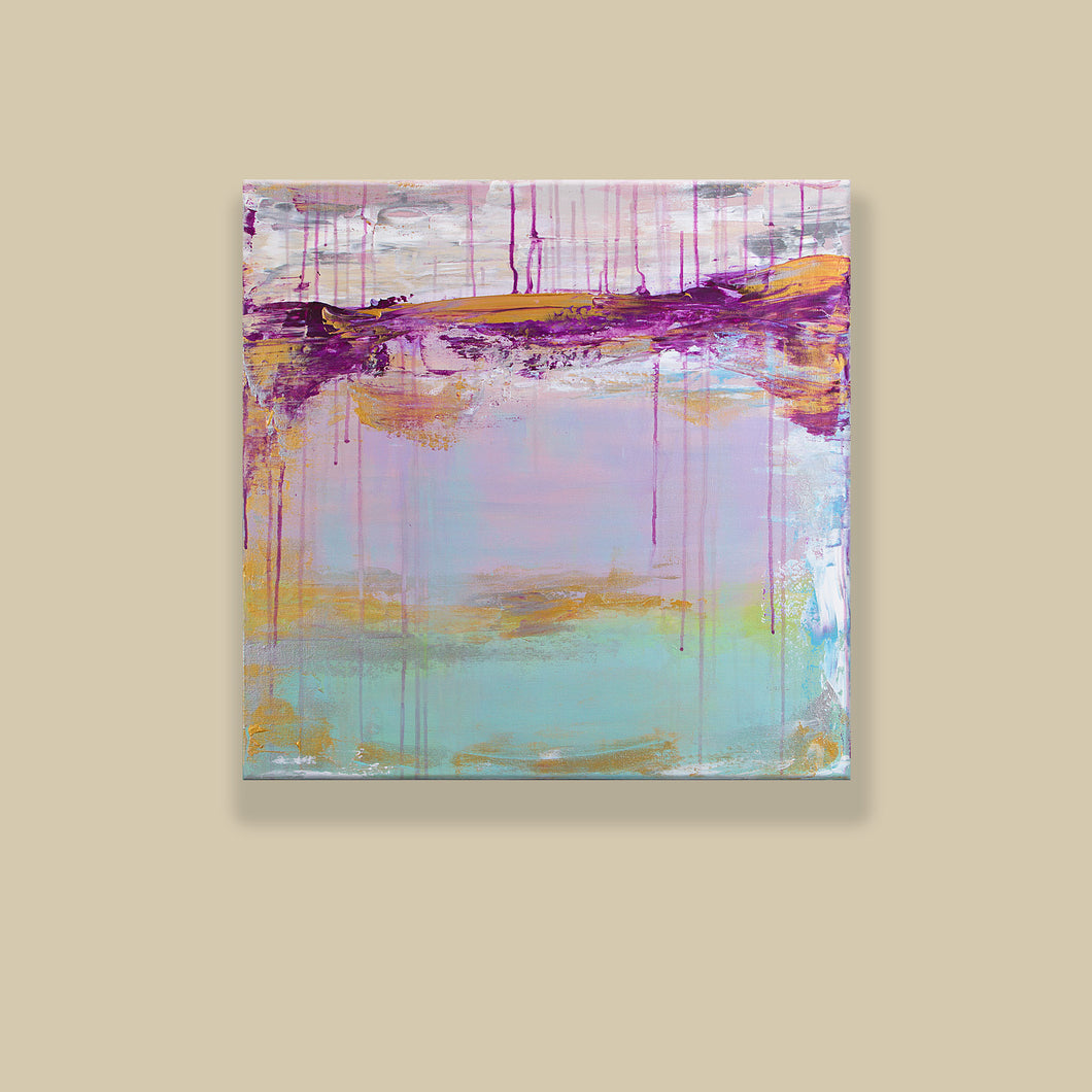 Canvas Wrap Abstract