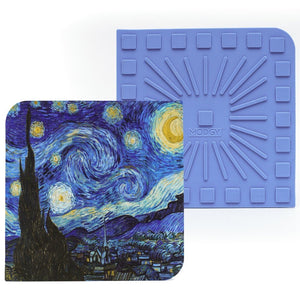 Silicone Trivets Starry Night