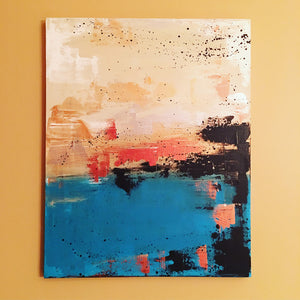 BNMC - Innovation Center Abstract Painting 101