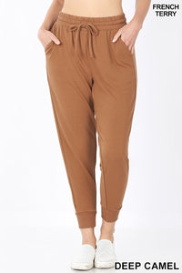 Capri Jogger Sweatpants